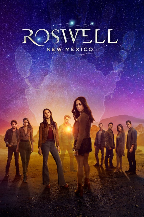 Roswell, New Mexico - Saison 2