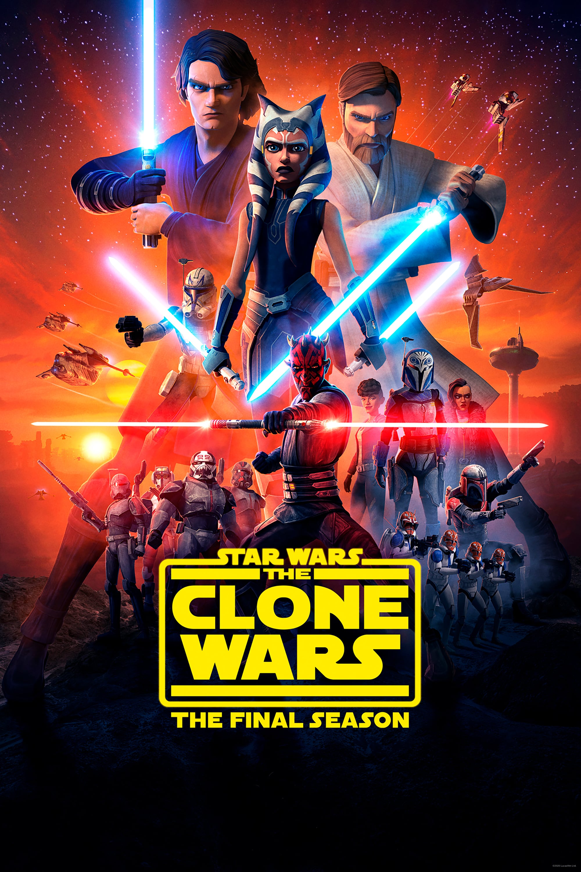 Star Wars: The Clone Wars - Saison 7