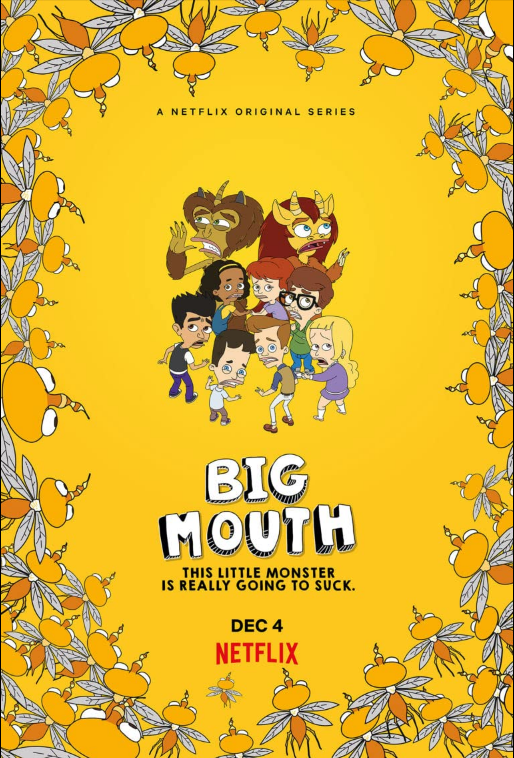 Big Mouth - Saison 4