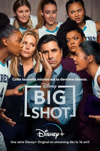 Big Shot - Saison 1