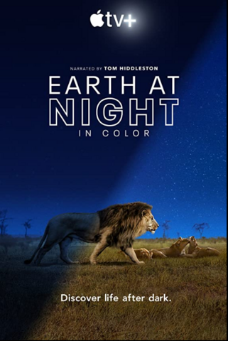 Earth At Night In Color - Saison 1