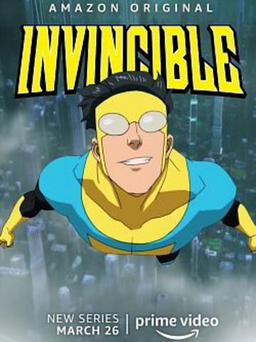 Invincible - Saison 1