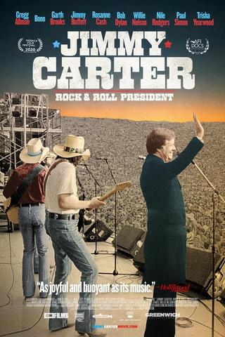 Jimmy Carter - Le Président Rock'N'Roll