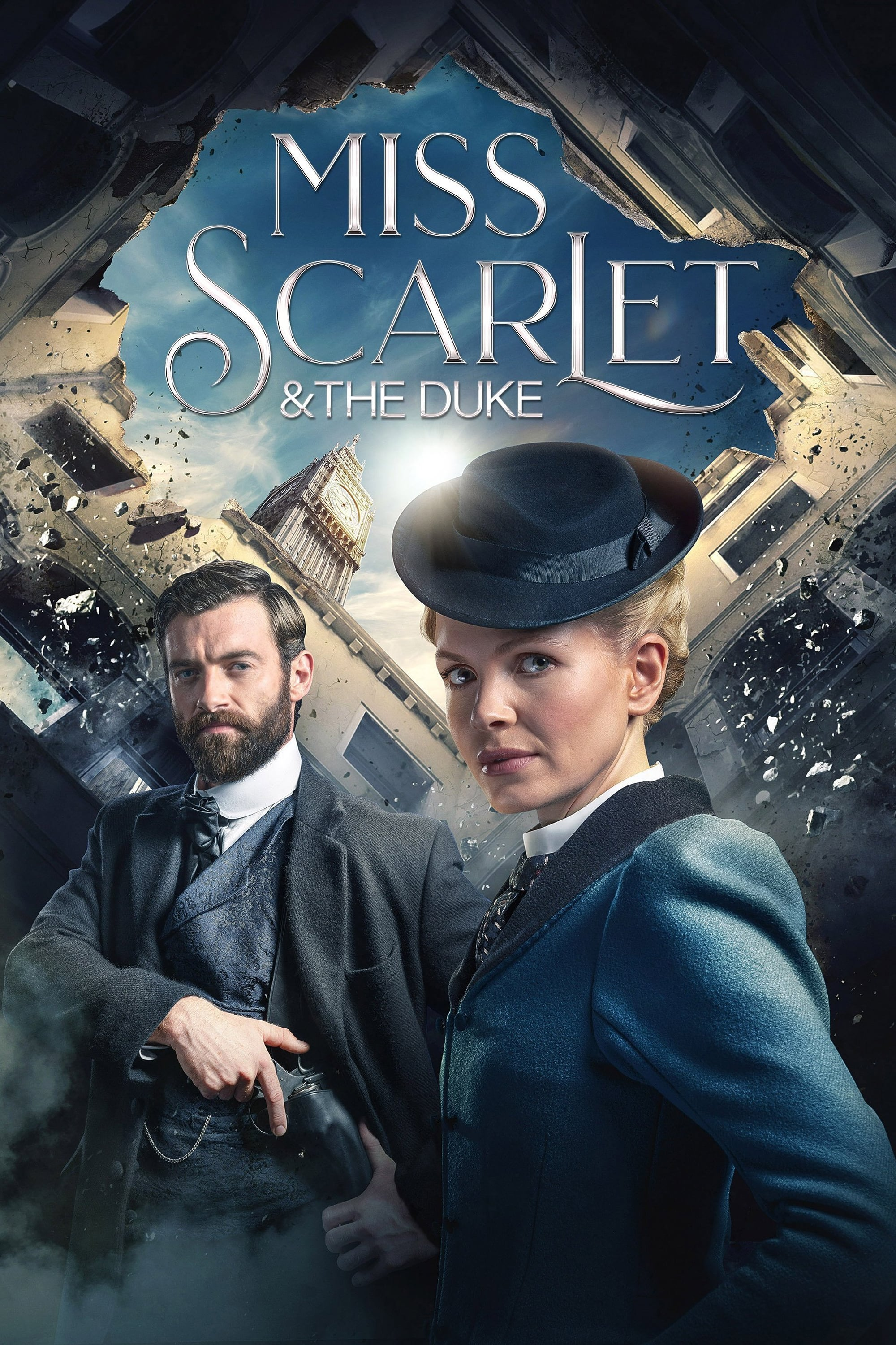 Miss Scarlet and the Duke - Saison 1