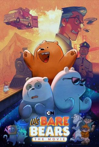 We Bare Bears : Le Film